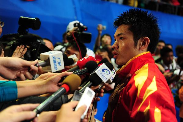 China's top sports news in 2010