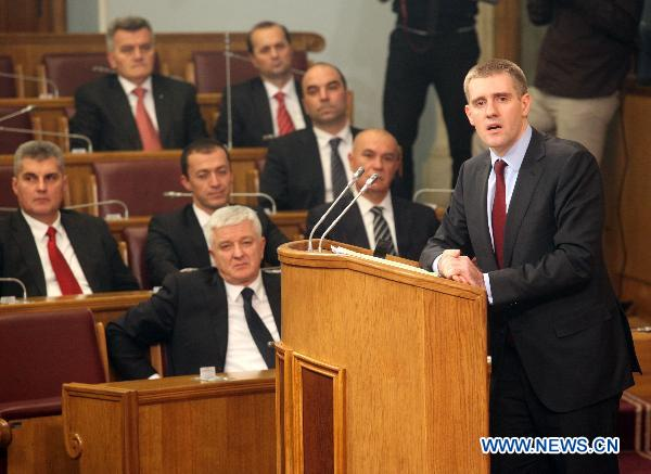 Youthful Prime Minister heads new Montenegrin government