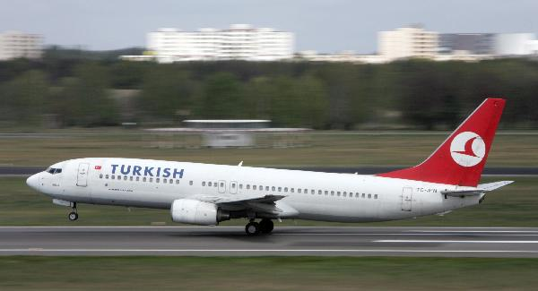 Turkish Airlines hijack attempt foiled by passengers