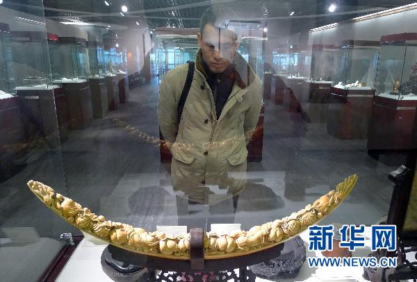 China's art treasures return from abroad, shown in Hangzhou
