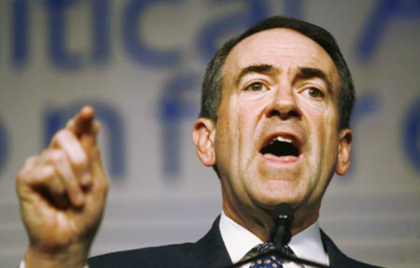 Poll shows Huckabee most popular GOP presidential candidate