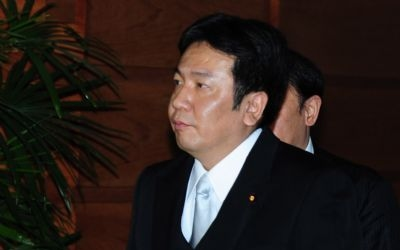 New faces added to Japan's Cabinet after reshuffle