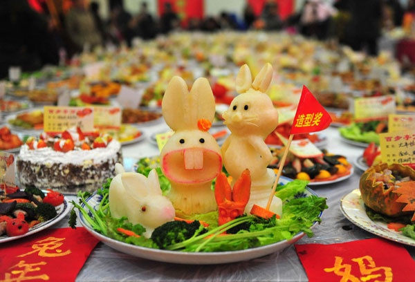 Grand feast shows most dishes in multiple venues