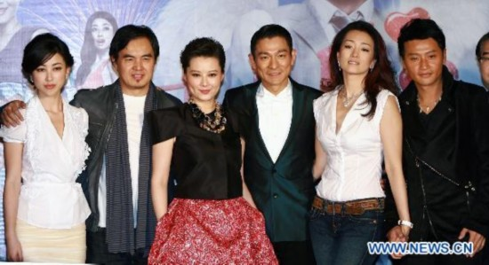 "Romantic film ""What Women Want"" makes debut in Shanghai"