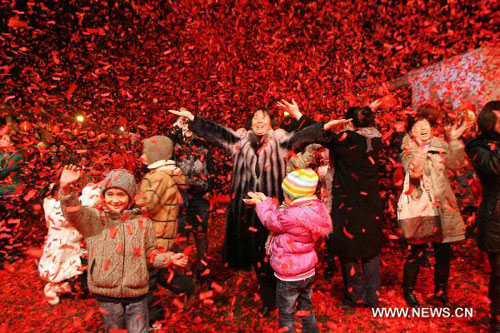 Worldwide Celebration of Chinese Lunar New Year
