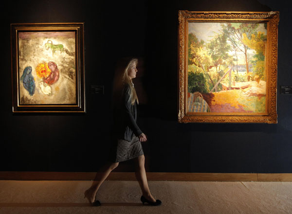Christie's to hold auction of impressionist and modern art in London