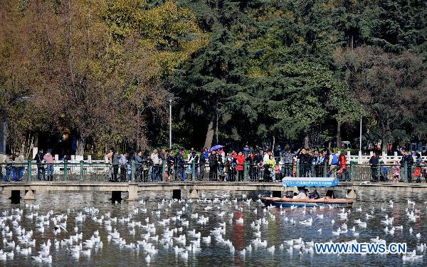 Spring Festival boosts Chinese tourism