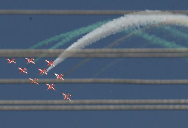 Aero India 2011: All world's eyes are on Bangalore skies