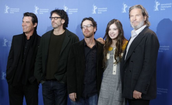 "Box-office-hit ""True Grit"" opens Berlin Film Festival"