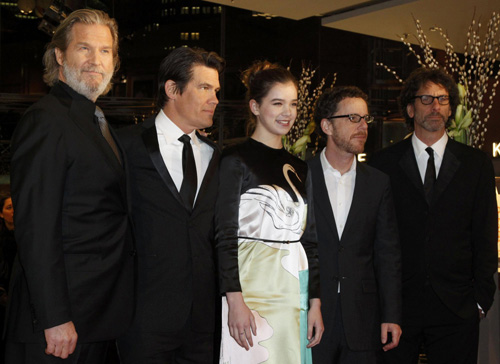 Berlin film festival opens with 'True Grit'