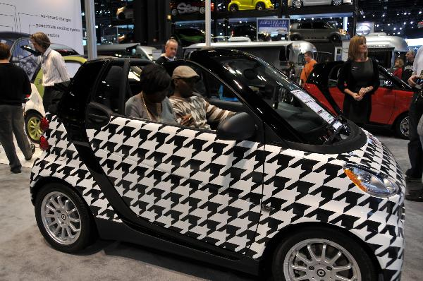 Chicago Auto Show kicks off