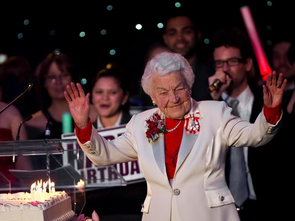 Canada's oldest mayor to celebrate 90th birthday