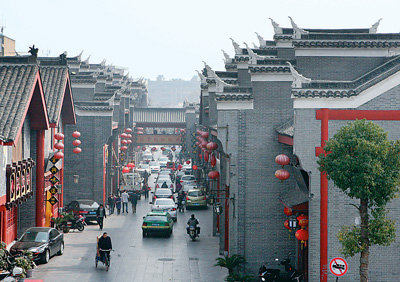 Ancient Xiangyang City applies for World Cultural Heritage
