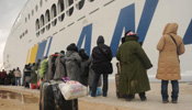 Over 3,000 Chinese evacuees ready for home from Libya's Benghazi