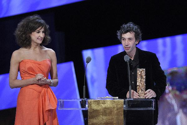36th Cesar Awards Ceremony held in Paris