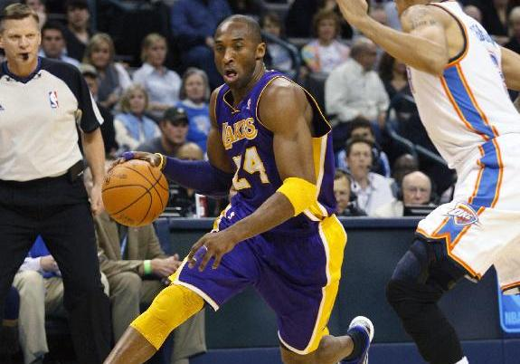 NBA: LA Lakers beat Oklahoma City Thunder 90-87