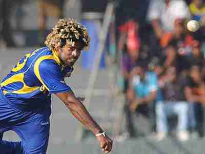 Malinga Hat-trick Piles More Misery onto Hapless Kenya