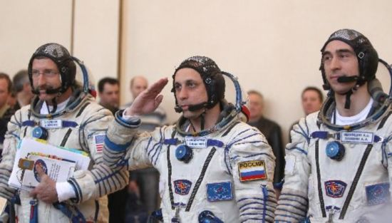 Russian Astronauts (page 2) - Pics about space