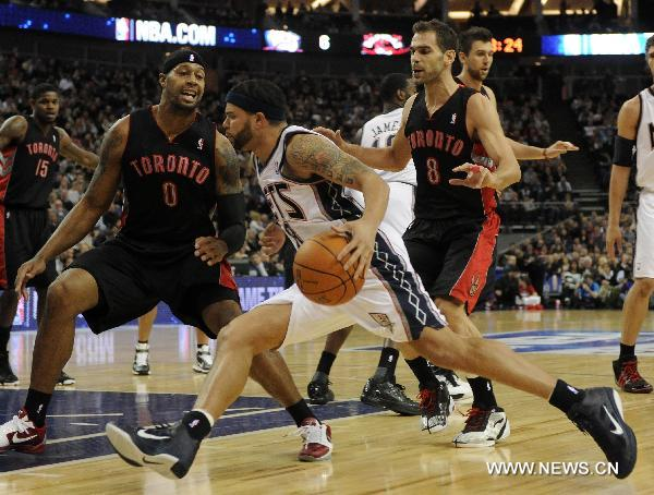 Nets beat Raptors 137-136 after three overtimes