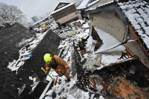 Death toll rises to 5,178 in Japan following Friday's colossal quake: police