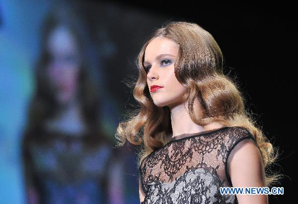 Snapshots of 2011 L'Oreal Melbourne Fashion Festival