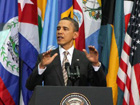 Obama recognizes difficult history between U.S., Latin America