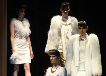 China Fashion Week kicks off in Beijing