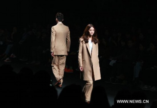 Seoul Fashion Week 2011 F/W kicks off