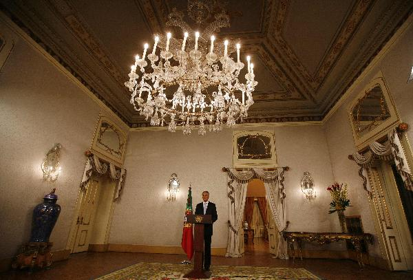 Portuguese president dissolves parliament, calls for elections in June