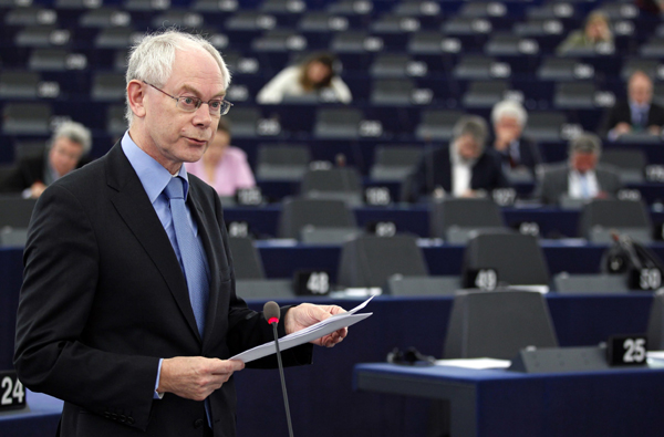 Van Rompuy: Reforms needed to save European model