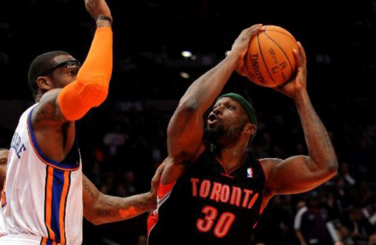 NBA: New York Knicks upset Toronto Raptors 131-118