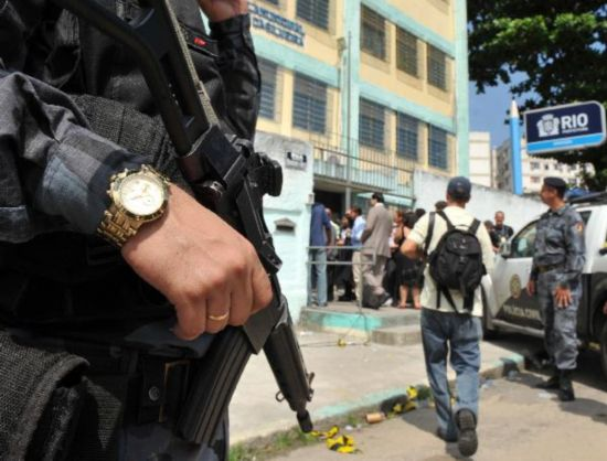 11 dead, 22 injured in campus shooting in Rio de Janeiro, Brazil