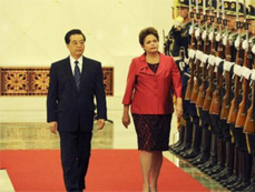 China, Brazil to promote trade, investment cooperation