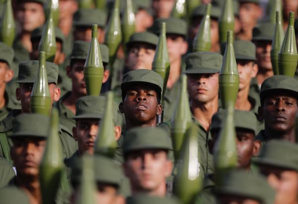 Cuba celebrates 50th anniversary of Bay of Pigs victory