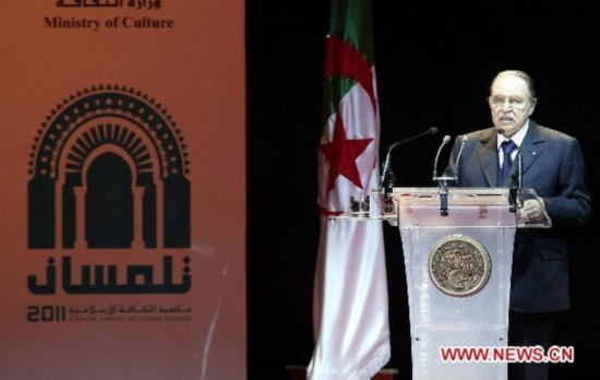 'Tlemcen capital of Islamic culture 2011' opens in Algeria
