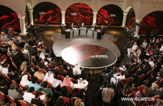 Doha debates on Libya go on