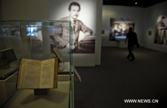 Special exhibition showcases life of Einstein