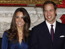 A royal wedding next year for Prince William, Kate