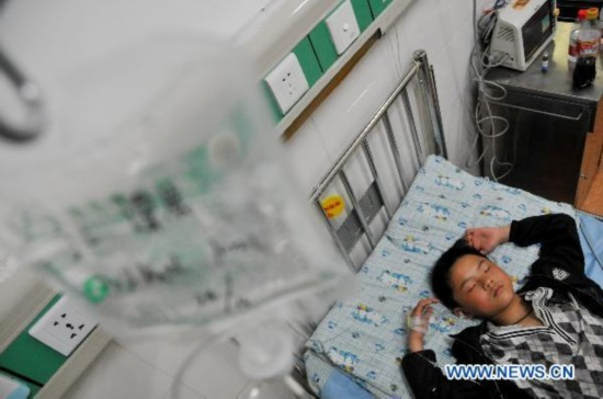 Wedding feast sickens many villiagers in C China