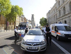 British police finish royal wedding security preparations
