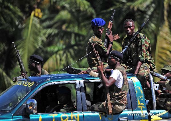 Army loyal to Ouattara attacks former allies