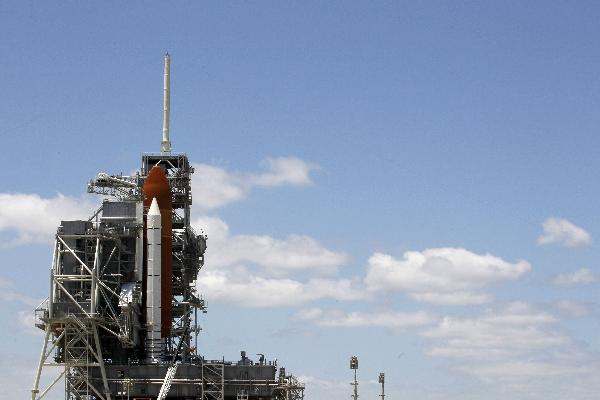 Shuttle Endeavour's launch no earlier than May 8: NASA
