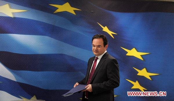 Greek government unveils plan against tax evasion
