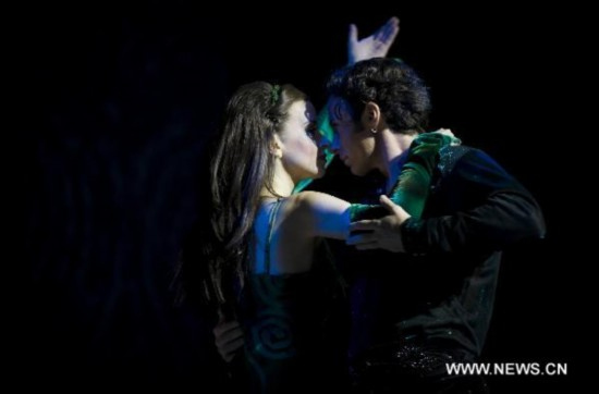 Riverdance Irish Troupe to perform in HK