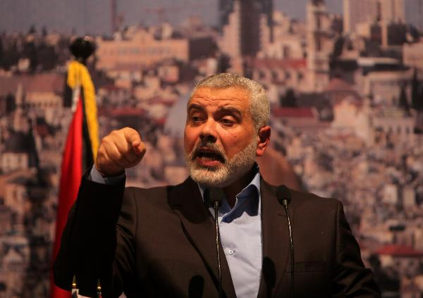 Gaza's Hamas PM says ready to resign