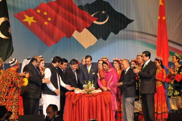 Pakistani PM praises China's successes