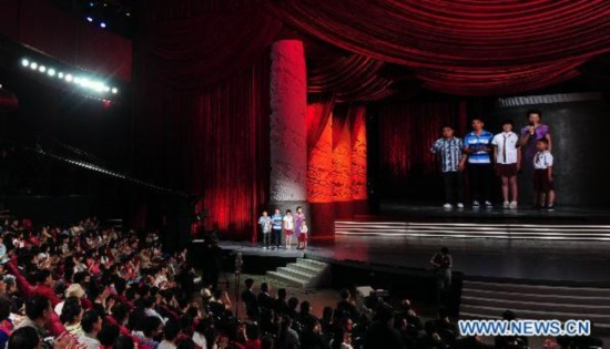 Gala event held to mark 3rd anniversary of Wenchuan earthquake