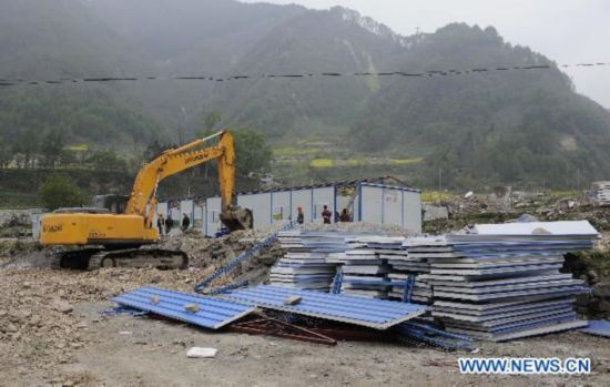 Wolong panda center recovers from quake