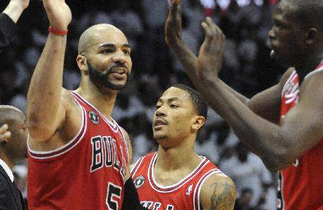 Chicago Bulls reach first Eastern Conference final since 1998