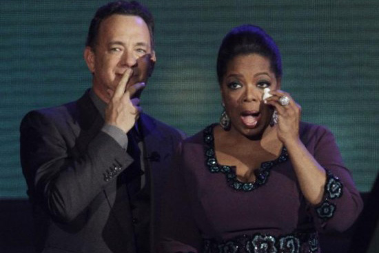 Oprah Winfrey kicks off farewell shows